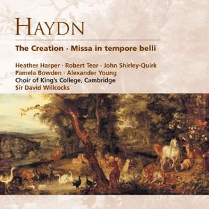 Haydn: The Creation & Missa in tempore belli (Paukenmesse)