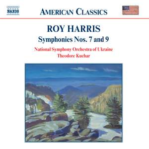 Roy Harris: Symphonies Nos. 7 and 9 Product Image
