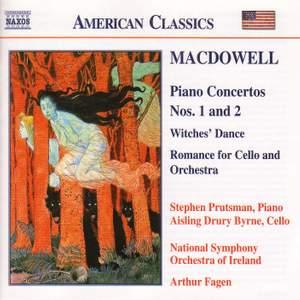 MacDowell: Piano Concertos Nos. 1 & 2, Hexentanz & Romance for Cello