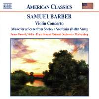 Violin Concerto (and other works)