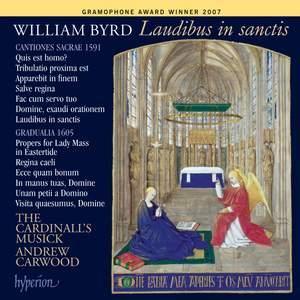 Byrd Edition Volume 10 - Laudibus in sanctis