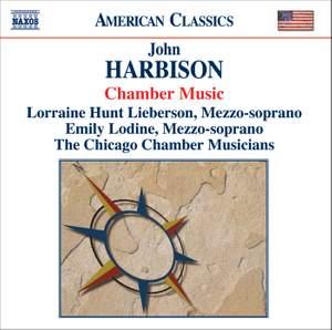American Classics - John Harbison: Chamber Music Product Image