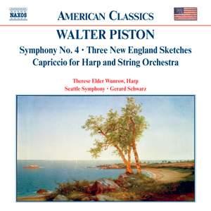 American Classics - Walter Piston