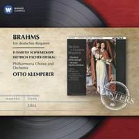 Brahms: Ein Deutsches Requiem (recorded 1961)