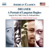 Dreamer - A Portrait of Langston Hughes