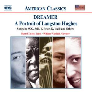 Dreamer - A Portrait of Langston Hughes Product Image