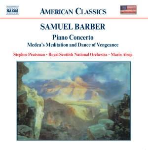 Barber: Orchestral Works Volume 4 Product Image
