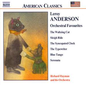 Leroy Anderson - Orchestral Favourites Product Image
