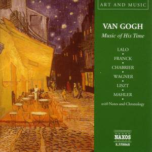 Art & Music: Van Gogh - Music Of His Time Product Image