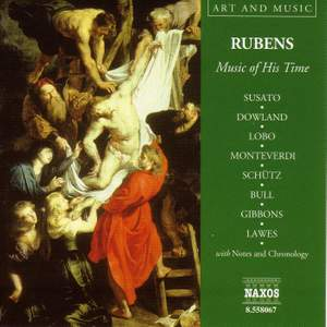 Art & Music: Rubens - Music Of His Time Product Image