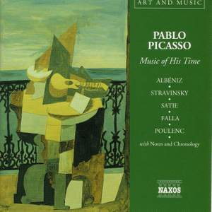Art & Music: Picasso - Music Of His Time Product Image