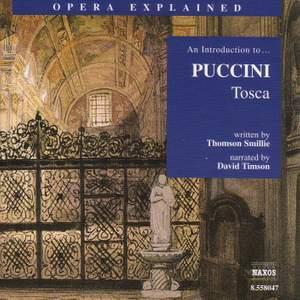 Opera Explained: Puccini - Tosca Product Image