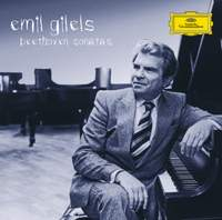 Emil Gilels - Beethoven Sonatas