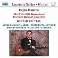 Guitar Recital: Dejan Ivanovic
