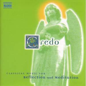 Credo: Music For Reflection And Meditation Product Image