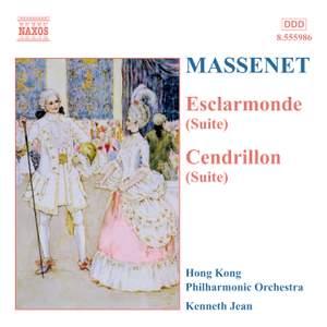 Massenet: Esclarmonde (suite), etc. Product Image