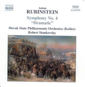 Rubinstein, A: Symphony No. 4 in D minor, Op. 95 'Dramatic' Product Image