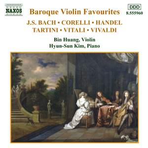 Baroque Violin Favourites