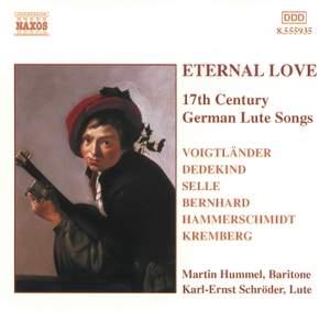 German Lute Songs Product Image