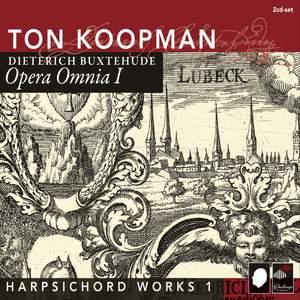 Buxtehude - Harpsichord Works 1