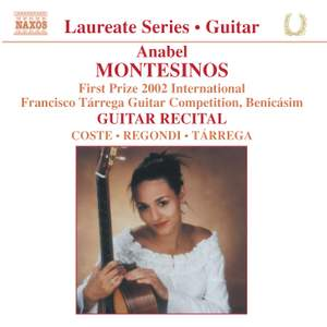 Guitar Recital: Anabel Montesinos Product Image
