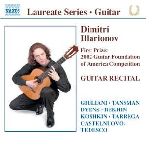 Guitar Recital: Dimitri Illarionov