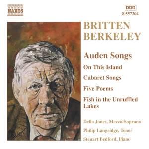 Britten/Berkeley: Auden Songs