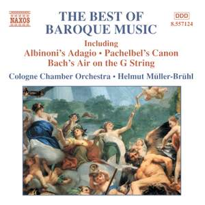 The Best Of Baroque Music