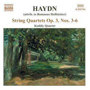 Kodaly Quartet: Haydn Quartets