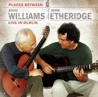 John Williams & John Etheridge - Places Between - Live in Dublin
