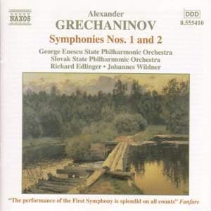 Grechaninov: Symphonies Nos. 1 & 2