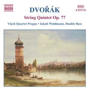 Dvorak - String Quintets Volume 2 Product Image