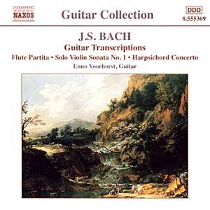 J S Bach: Guitar Transcriptions