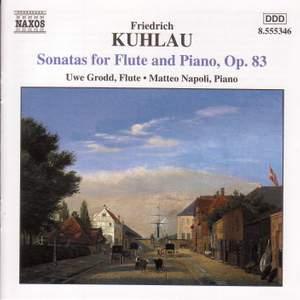 Friedrich Kuhlau: Flute Sonatas