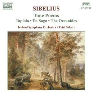 Sibelius - Tone Poems Product Image