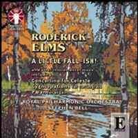 Roderick Elms - A Little Fall-Ish! & Other Instrumental Music