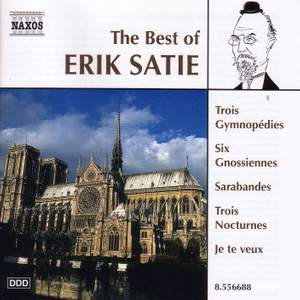 The Best of Satie Product Image