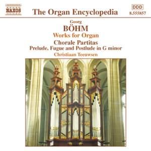 Georg Bohm - Works for Organ