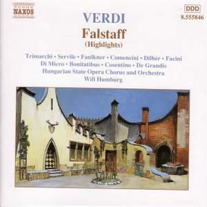 Verdi: Falstaff (highlights)