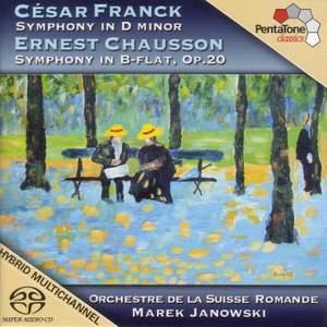 Franck & Chausson: Symphonies Product Image
