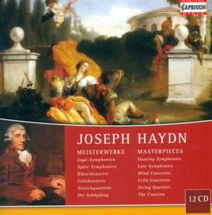 Joseph Haydn - The Masterworks