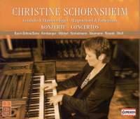 Harpsichord & Fortepiano Concertos