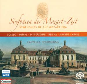Symphonies from the Age of Mozart