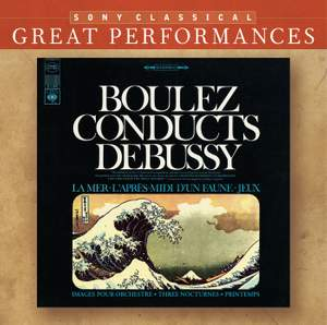Boulez Conducts Debussy