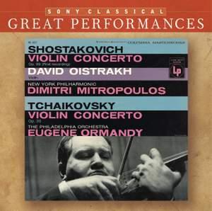 Tchaikovsky: Violin Concerto in D major, Op. 35, etc.