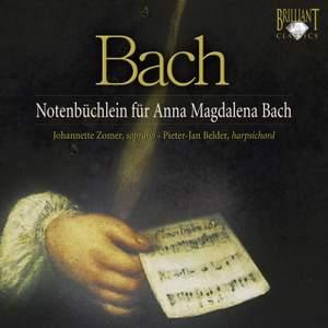 Bach, J S: Pieces from Notenbuch der Anna Magdalena Bach