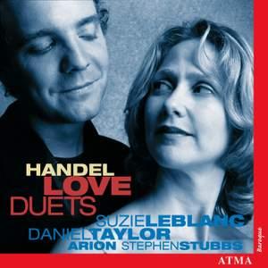 Handel - Love Duets
