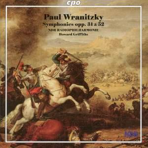 Vranický: Symphonies Opp. 31 & 52