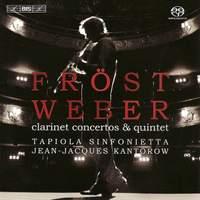 Fröst Plays Weber