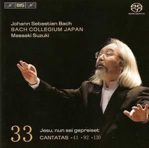 Bach - Cantatas Volume 33
